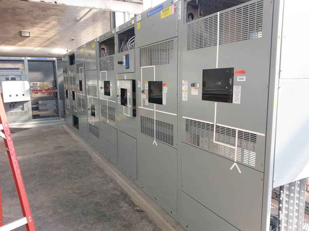 Swagelok Solon Main Plant Electrical Service Upgrade